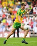 18 June 2017; Mícheál Carroll of Donegal during the Ulster GAA Football Senior Championship Semi-Final match between Tyrone and Donegal at St Tiernach's Park in Clones, Co. Monaghan.     Photo by Ramsey Cardy/Sportsfile