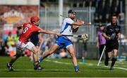 18 June 2017; Darragh Fives of Waterford in action against Bill Cooper of Cork during the Munster GAA Hurling Senior Championship Semi-Final match between Waterford and Cork at Semple Stadium in Thurles, Co Tipperary.  Photo by Piaras Ó Mídheach/Sportsfile