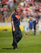 18 June 2017; Cork manager Kieran Kingston before the Munster GAA Hurling Senior Championship Semi-Final match between Waterford and Cork at Semple Stadium in Thurles, Co Tipperary.  Photo by Piaras Ó Mídheach/Sportsfile