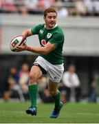 24 June 2017; Paddy Jackson of Ireland during the international rugby match between Japan and Ireland in the Ajinomoto Stadium in Tokyo, Japan. Photo by Brendan Moran/Sportsfile