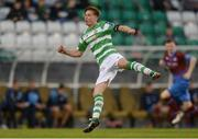 23 June 2017; Ronan Finn of Shamrock Rovers during the SSE Airtricity League Premier Division match between Shamrock Rovers and Drogheda United at Tallaght Stadium in Tallaght, Co Dublin. Photo by Piaras Ó Mídheach/Sportsfile