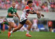 24 June 2017; Ryuji Noguchi of Japan during the international rugby match between Japan and Ireland in the Ajinomoto Stadium in Tokyo, Japan. Photo by Brendan Moran/Sportsfile