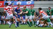 24 June 2017; John Ryan of Ireland during the international rugby match between Japan and Ireland in the Ajinomoto Stadium in Tokyo, Japan. Photo by Brendan Moran/Sportsfile