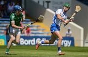 18 June 2017; Shane Ryan of Waterford in action against Conor O'Grady of Limerick during the Munster GAA Under 25 Reserve Hurling Competition Final match between Limerick and Waterford at Semple Stadium in Thurles, Co. Tipperary. Photo by Piaras Ó Mídheach/Sportsfile