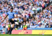 25 June 2017; Bernard Brogan of Dublin scoring a point from a free during the Leinster GAA Football Senior Championship Semi-Final match between Dublin and Westmeath at Croke Park in Dublin. Photo by Eóin Noonan/Sportsfile