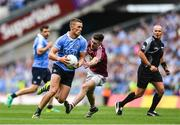 25 June 2017; Paul Mannion of Dublin in action against James Dolan of Westmeath during the Leinster GAA Football Senior Championship Semi-Final match between Dublin and Westmeath at Croke Park in Dublin. Photo by Eóin Noonan/Sportsfile
