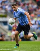 25 June 2017; Kevin McManamon of Dublin during the Leinster GAA Football Senior Championship Semi-Final match between Dublin and Westmeath at Croke Park in Dublin. Photo by Ray McManus/Sportsfile
