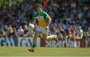 17 June 2017; Niall McNamee of Offaly during the Leinster GAA Football Senior Championship Quarter-Final Replay match between Westmeath and Offaly at TEG Cusack Park in Mullingar, Co Westmeath. Photo by Piaras Ó Mídheach/Sportsfile