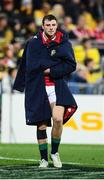 27 June 2017; Robbie Henshaw of the British & Irish Lions leaves the pitch during the match between Hurricanes and the British & Irish Lions at Westpac Stadium in Wellington, New Zealand. Photo by Stephen McCarthy/Sportsfile