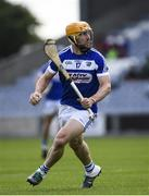 25 June 2017; Cahir Healy of Laois during the GAA Hurling All-Ireland Senior Championship Preliminary Round match between Laois and Carlow at O'Moore Park in Portlaoise, Co. Laois. Photo by Ramsey Cardy/Sportsfile