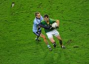 4 February 2012; Shane Enright, Kerry, in action against Tomas Quinn, Dublin. Allianz Football League, Division 1, Round 1, Dublin v Kerry, Croke Park, Dublin. Picture credit: Ray McManus / SPORTSFILE