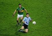 4 February 2012; Diarmuid Connolly, Dublin, in action against Shane Enright, Kerry. Allianz Football League, Division 1, Round 1, Dublin v Kerry, Croke Park, Dublin. Picture credit: Ray McManus / SPORTSFILE