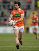 25 June 2017; Aidan Forker of Armagh  during the GAA Football All-Ireland Senior Championship Round 1B match between Armagh and  Fermanagh at the Athletic Grounds in Armagh. Photo by Oliver McVeigh/Sportsfile