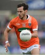 25 June 2017; Jamie Clarke of Armagh during the GAA Football All-Ireland Senior Championship Round 1B match between Armagh and  Fermanagh at the Athletic Grounds in Armagh. Photo by Oliver McVeigh/Sportsfile