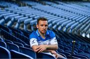 28 June 2017; Kilkenny hurler Richie Hogan pictured in Croke Park at the launch of Sure deodorant as Official Statistics Partners of the GAA. The 'Never More Sure' campaign gives fans a chance to win a seat for the season in Croke Park. Photo by Brendan Moran/Sportsfile