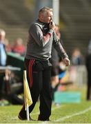 1 July 2017; Mayo manager Stephen Rochford during the GAA Football All-Ireland Senior Championship Round 2A match between Mayo and Derry at Elverys MacHale Park, in Castlebar, Co Mayo. Photo by David Maher/Sportsfile