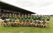 2 July 2017; Kerry squad ahead of the Munster GAA Football Senior Championship Final match between Kerry and Cork at Fitzgerald Stadium in Killarney, Co Kerry. Photo by Eóin Noonan/Sportsfile