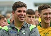 2 July 2017; Kerry manager Eamonn Fitzmaurice after the Munster GAA Football Senior Championship Final match between Kerry and Cork at Fitzgerald Stadium in Killarney, Co Kerry. Photo by Brendan Moran/Sportsfile