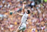 2 July 2017; Aidan Harte of Galway during the Leinster GAA Hurling Senior Championship Final match between Galway and Wexford at Croke Park in Dublin. Photo by David Maher/Sportsfile