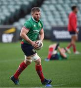 6 July 2017; Sean O'Brien during a British and Irish Lions training session at QBE Stadium in Auckland, New Zealand. Photo by Stephen McCarthy/Sportsfile