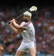 2 July 2017; Joe Canning  of Galway during the Leinster GAA Hurling Senior Championship Final match between Galway and Wexford at Croke Park in Dublin. Photo by Ray McManus/Sportsfile