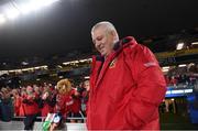 8 July 2017; British & Irish Lions head coach Warren Gatland during the Third Test match between New Zealand All Blacks and the British & Irish Lions at Eden Park in Auckland, New Zealand. Photo by Stephen McCarthy/Sportsfile