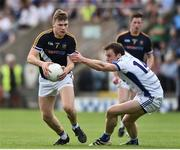 8 July 2017; Liam Casey of Tipperary in action against Gearoid McKiernan of Cavan during the GAA Football All-Ireland Senior Championship Round 2B match between Cavan and Tipperary at Kingspan Breffni Park in Cavan. Photo by David Maher/Sportsfile