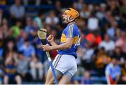 8 July 2017; Seamus Callanan of Tipperary celebrates after scoring his side's first goal during the GAA Hurling All-Ireland Senior Championship Round 2 match between Dublin and Tipperary at Semple Stadium in Thurles, Co Tipperary. Photo by Brendan Moran/Sportsfile
