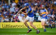 8 July 2017; John McGrath of Tipperary scores his side's third goal during the GAA Hurling All-Ireland Senior Championship Round 2 match between Dublin and Tipperary at Semple Stadium in Thurles, Co Tipperary. Photo by Brendan Moran/Sportsfile