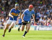 8 July 2017; Ryan O'Dwyer of Dublin in action against Tomás Hamill of Tipperary during the GAA Hurling All-Ireland Senior Championship Round 2 match between Dublin and Tipperary at Semple Stadium in Thurles, Co Tipperary. Photo by Ray McManus/Sportsfile
