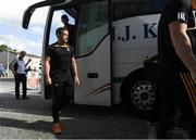 8 July 2017; Richie Hogan of Kilkenny arrives before the GAA Hurling All-Ireland Senior Championship Round 2 match between Waterford and Kilkenny at Semple Stadium in Thurles, Co Tipperary. Photo by Brendan Moran/Sportsfile