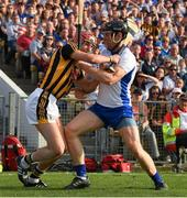 8 July 2017; Cillian Buckley of Kilkenny in action against Kevin Moran of Waterford during the GAA Hurling All-Ireland Senior Championship Round 2 match between Waterford and Kilkenny at Semple Stadium in Thurles, Co Tipperary. Photo by Ray McManus/Sportsfile