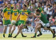 8 July 2017; Michael Murphy of Donegal in action against Shane McEntee of Meath during the GAA Football All-Ireland Senior Championship Round 3A match between Meath and Donegal at Páirc Tailteann in Navan, Co Meath. Photo by David Maher/Sportsfile