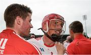 9 July 2017; Cork's Conor Lehane, left, and Anthony Nash celebrate after the Munster GAA Hurling Senior Championship Final match between Clare and Cork at Semple Stadium in Thurles, Co Tipperary. Photo by Piaras Ó Mídheach/Sportsfile