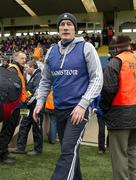 11 March 2012; Monaghan manager Eamon McEneaney. Allianz Football League Division 2, Round 4, Monaghan v Louth, St Tiernach's Park, Clones, Co. Monaghan. Picture credit: Philip Fitzpatrick / SPORTSFILE
