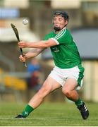 12 July 2017; Peter Casey of Limerick during the Bord Gais Energy Munster GAA Hurling Under 21 Championship Semi-Final match between Limerick and Clare at the Gaelic Grounds in Limerick. Photo by Brendan Moran/Sportsfile