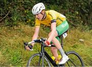 15 July 2017; Race leader Ben Walsh of Ireland National Team in action during Stage 5 of the Scott Junior Tour 2017 at Gallows Hill, Co Clare. Photo by Stephen McMahon/Sportsfile