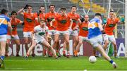 15 July 2017; Nine Armagh players defend a last minute free kick from Tipperary's Michael Quinlivan during the GAA Football All-Ireland Senior Championship Round 3B match between Tipperary and Armagh at Semple Stadium in Thurles, Co Tipperary. Photo by Ray McManus/Sportsfile