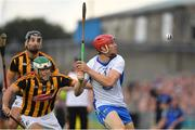 8 July 2017; Tadhg de Burca of Waterford in action against Paddy Deegan of Kilkenny during the GAA Hurling All-Ireland Senior Championship Round 2 match between Waterford and Kilkenny at Semple Stadium in Thurles, Co Tipperary. Photo by Brendan Moran/Sportsfile