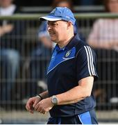 15 July 2017; Monaghan manager Malachy O'Rourke during the GAA Football All-Ireland Senior Championship Round 3B match between Carlow and Monaghan at Netwatch Cullen Park in Carlow. Photo by David Maher/Sportsfile