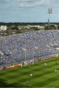 16 July 2017; Con O'Callaghan of Dublin kicks a point during the Leinster GAA Football Senior Championship Final match between Dublin and Kildare at Croke Park in Dublin. Photo by Seb Daly/Sportsfile