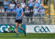 16 July 2017; Dean Rock of Dublin leaves the field after being shown the black card by referee Anthony Nolan during the Leinster GAA Football Senior Championship Final match between Dublin and Kildare at Croke Park in Dublin. Photo by Piaras Ó Mídheach/Sportsfile