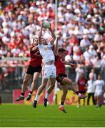 16 July 2017; Sean Cavanagh of Tyrone in action during the Ulster GAA Football Senior Championship Final match between Tyrone and Down at St Tiernach's Park in Clones, Co. Monaghan. Photo by Philip Fitzpatrick/Sportsfile