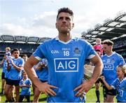 16 July 2017; Bernard Brogan of Dublin following his side's victory during the Leinster GAA Football Senior Championship Final match between Dublin and Kildare at Croke Park in Dublin. Photo by Seb Daly/Sportsfile