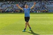 16 July 2017; Kevin McManamon of Dublin celebrates after the Leinster GAA Football Senior Championship Final match between Dublin and Kildare at Croke Park in Dublin. Photo by Piaras Ó Mídheach/Sportsfile