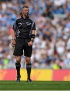16 July 2017; Referee Anthony Nolan during the Leinster GAA Football Senior Championship Final match between Dublin and Kildare at Croke Park in Dublin. Photo by Piaras Ó Mídheach/Sportsfile