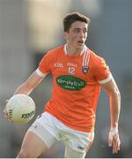 8 July 2017; Rory Grugan of Armagh during the GAA Football All-Ireland Senior Championship Round 2B match between Westmeath and Armagh at TEG Cusack Park in Mullingar, Co Westmeath. Photo by Piaras Ó Mídheach/Sportsfile