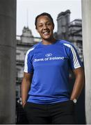 19 July 2017; Sophie Spence in attendance at the Dublin Chamber networking lunch, hosted by Bank of Ireland. The event, held in Bank of Ireland College Green was as a special networking lunch ahead of the Ladies Rugby World Cup 2017 which kicks-off on the 9th of August. Photo by Cody Glenn/Sportsfile