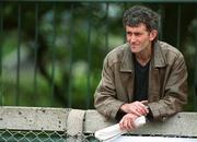 6 July 2002; Athletics coach Jerry Kiernan at the Cork City Sports event at the UCC Sports Grounds, Mardyke, Cork. Photo by Brendan Moran/Sportsfile
