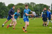 19 July 2017; Jack Hennessy in action during the Bank of Ireland Leinster Rugby School of Excellence at Kings Hospital in Palmerstown, Dublin. Photo by Sam Barnes/Sportsfile